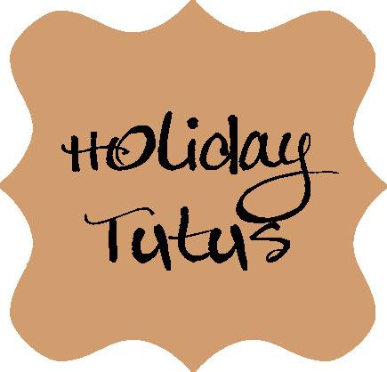 Holiday Tutus